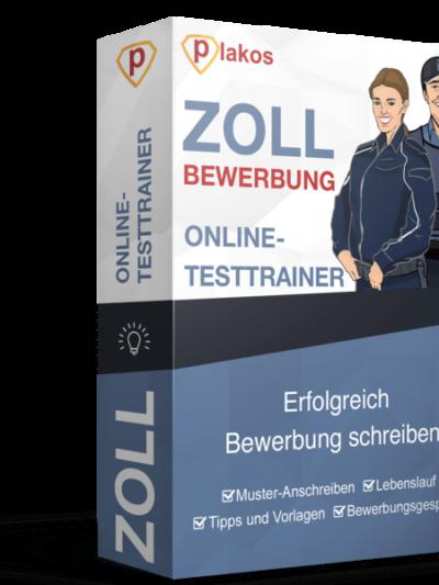 Zoll Bewerbung Online-Testtrainer
