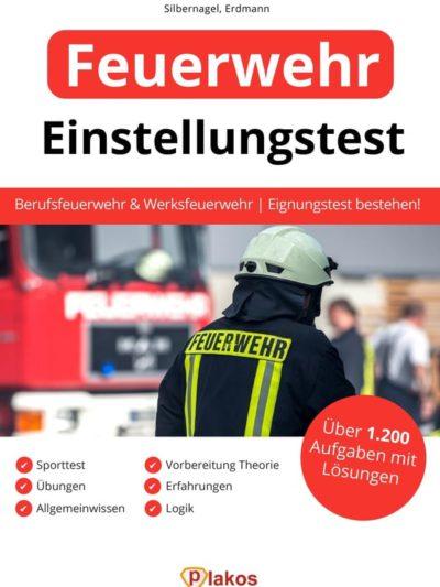 Feuerwehr Einstellungstest Buch