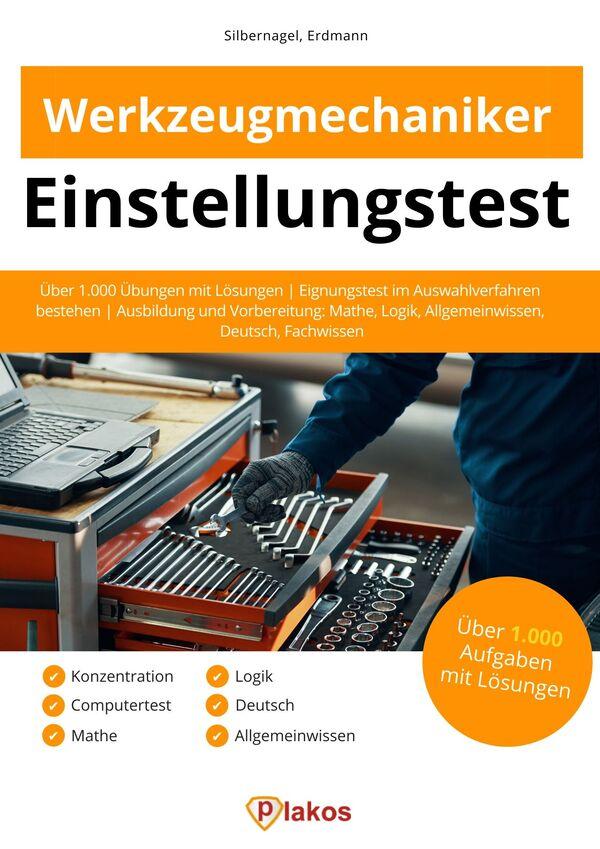 Werkzeugmechaniker Einstellungstest Buch