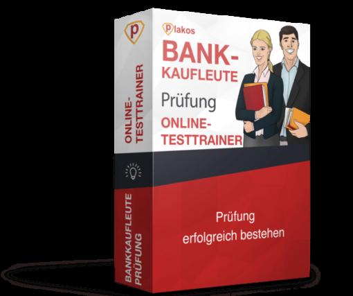 Bankkaufleute IHK Prüfung Online-Testtrainer