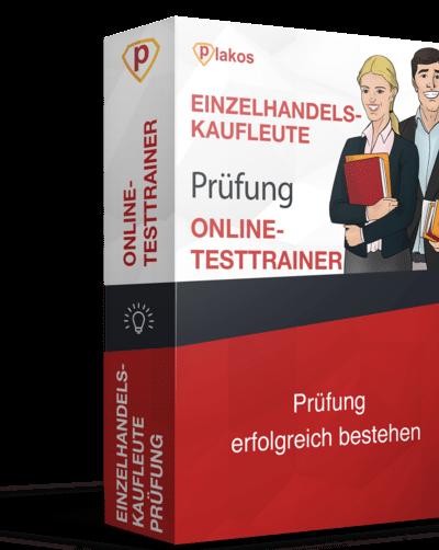 Einzelhandelskaufleute IHK Prüfung Online-Testtrainer