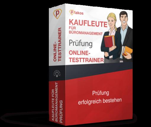 Kaufleute für Büromanagement Bürokaufleute IHK Prüfung Online-Testtrainer