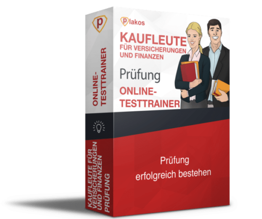 Kaufleute für Versicherungen und Finanzen IHK Prüfung Online-Testtrainer