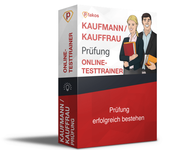 Kaufleute Kaufmann Kauffrau IHK Prüfung Online-Testtrainer