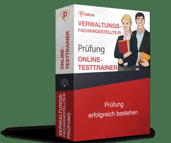 Verwaltungsfachangestellte IHK Prüfung Online-Testtrainer