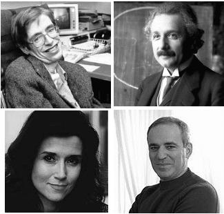 Höchster IQ der Welt – Einstein oder Hawking?