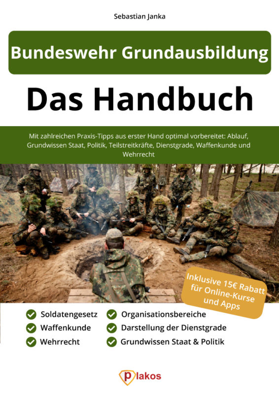 Bundeswehr Grundausbildung Handbuch
